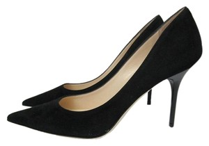 Jimmy Choo Agnes Suede black Pumps