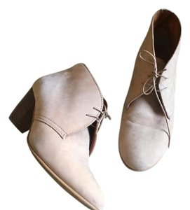 Madewell J.crew Designer Leather Italy Nude Boots