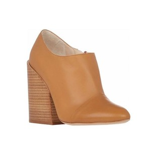 Chloé Chloe Bootie Camel Leather Tan Boots