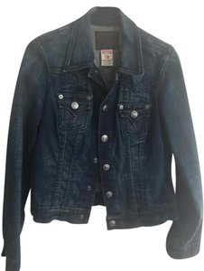 True Religion Womens Jean Jacket