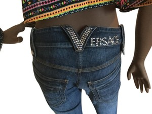 Versace Skinny Jeans-Medium Wash