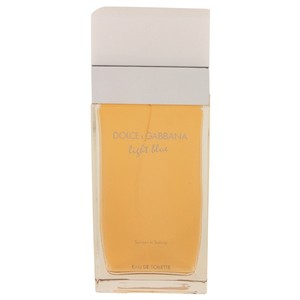 Dolce&Gabbana LIGHT BLUE SUNSET IN SALINA by DOLCE & GABBANA ~ EDT (TESTER) 3.4 oz