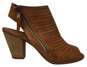 Paul Green Cuoio Brown Sandals