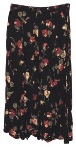 Koret Skirt Black Floral
