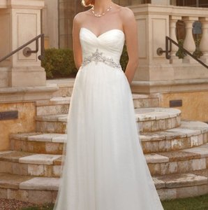 Casablanca 2041 Wedding Dress
