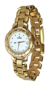 Fendi FENDI Gold Ladies Watch