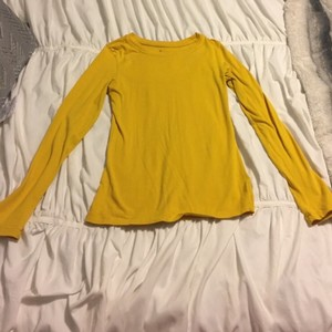Forever 21 T Shirt Yellow
