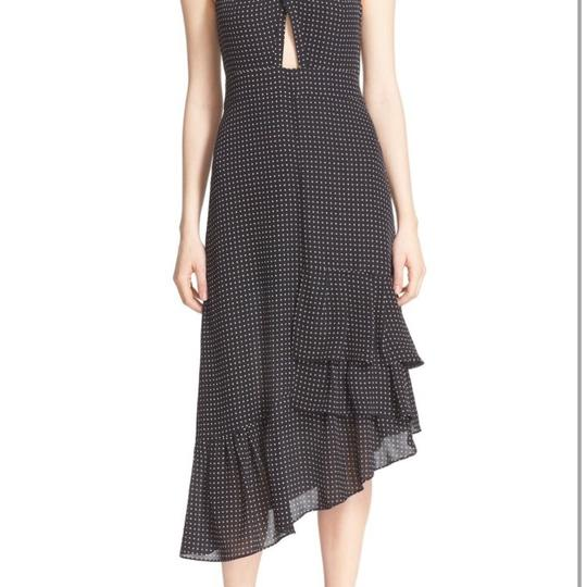 Tibi Estrella Star Print Ruffle Dress - 30% Off Retail outlet