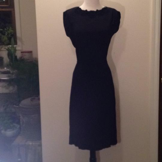 Diane von Furstenberg Black Vintage Dvf Dress cheap