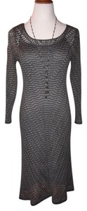 Tommy Bahama Holiday Casual Classic Silver Dress
