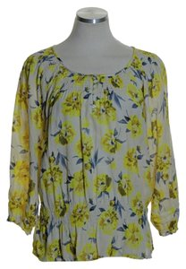 Izod Top Yellow