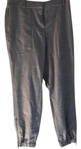 J.Crew Baggy Pants Grey heathered