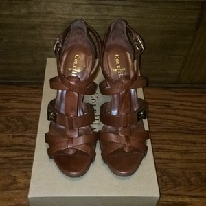 Cole Haan Sequoia (Brown) Pumps