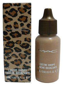 MAC Cosmetics PINK REBEL Lustre Drops BC8 18mL/0.6 fl oz STYLE WARRIOR Collection LE