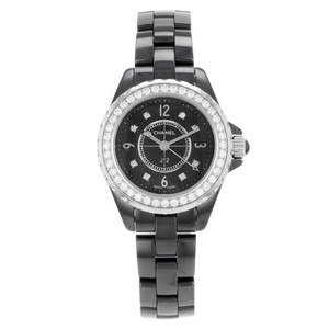 Chanel Chanel J12 H2571 Ceramic Original Diamonds Womens Watch