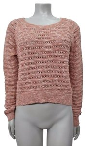 Anthropologie Moth Pointelle Sweater