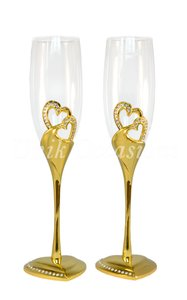 Stunning Wedding Toasting Flutes/champagne Glasses - 3171ga