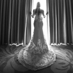 One Of A Kind Lace Wedding Dress