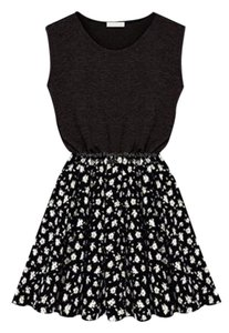 short dress Black on Tradesy