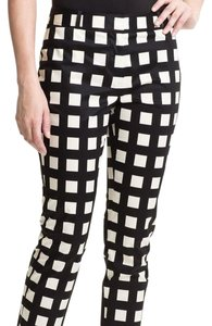Kate Spade Capris Black and White