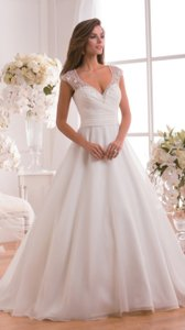 Jasmine Bridal F171010 Wedding Dress