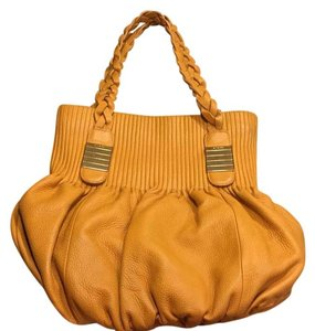 Bodhi Tote in Orange