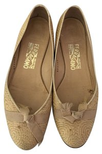 Salvatore Ferragamo Beige Sandals