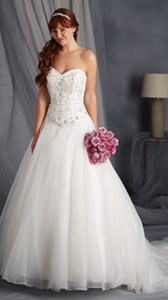 Alfred Angelo 2450 Wedding Dress