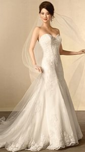 Alfred Angelo 2438 Wedding Dress