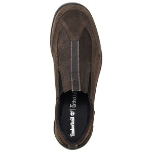 Timberland Casual Slip On Dark Brown Athletic