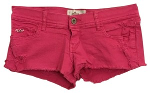 Hollister Shorts Pink