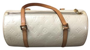 Louis Vuitton Boston Lv Satchel in Pearl