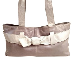Roberta Satchel in Beige