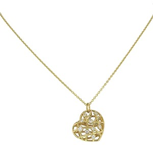 Hearts On Fire Hearts,On,Fire,Hfpbrh00358y,18k,Gold,Diamond,Brocade,Heart,Necklace