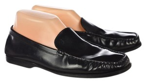 Tod's Tods Womens Solid Black Flats