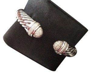 David Yurman Waverly Diamond Bracelet