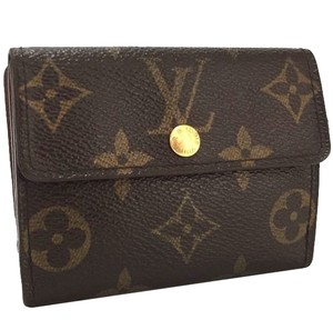 Louis Vuitton Authentic Louis Vuitton Monogram Ludlow Wallet Coin Purse Men