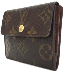 Louis Vuitton Louis Vuitton Monogram Ludlow Wallet Card Coin Case Purse Men