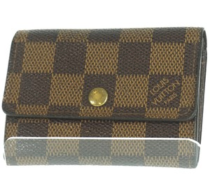 Louis Vuitton Portemonnaie card Coin case Damier canvas N61930 Men