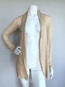 Ralph Lauren Black Label Linen Cardigan Luxury Sweater