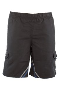 Just Cavalli Black Board Shorts