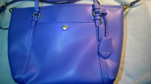 Coach Tote in Periwinkle