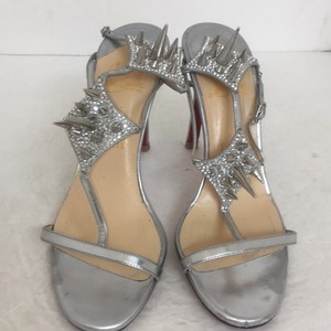 Christian Louboutin Silver Formal