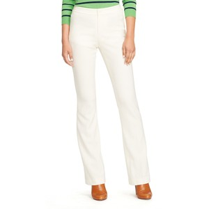 Lauren Ralph Lauren Flare Pants Cream