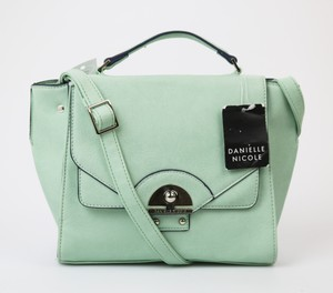 Danielle Nicole Satchel in mint green