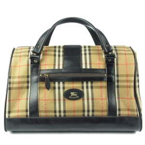 Burberry Purse Wallet Tote in Brown
