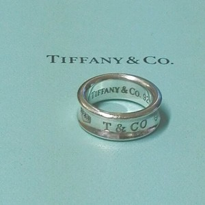 Tiffany & Co. 100% Authentic Tiffany & Co. 925 Sterling Silver