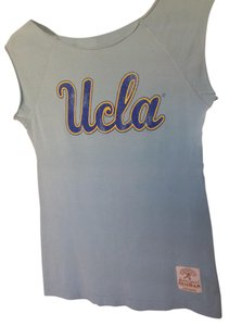 UCLA Retro sport T Shirt Blue