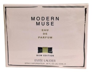 Estée Lauder NEW SEALED MODERN MUSE EAU DE PARFUM SPRAY BOW EDITION