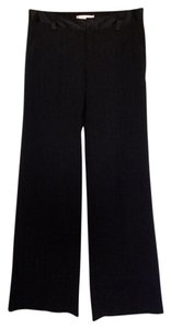 Rebecca Taylor Straight Pants Black